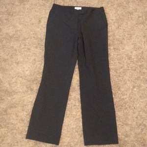Grey Calvin Klein dress pants